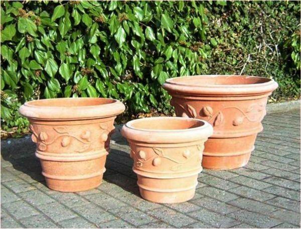 Impruneta Terracotta - Vaso Limoni