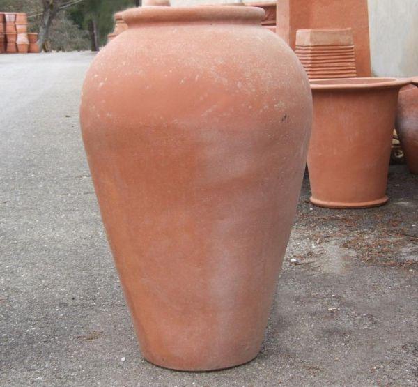 Impruneta Terracotta - Orcio Liscio - Amphore, Ölkrug Öl